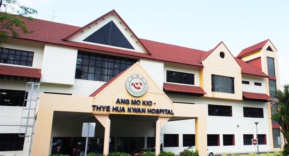 Ang Mo Kio Thye Hua Kuan Hospital is just a short 7 minutes drive from Ang Mo Kio.