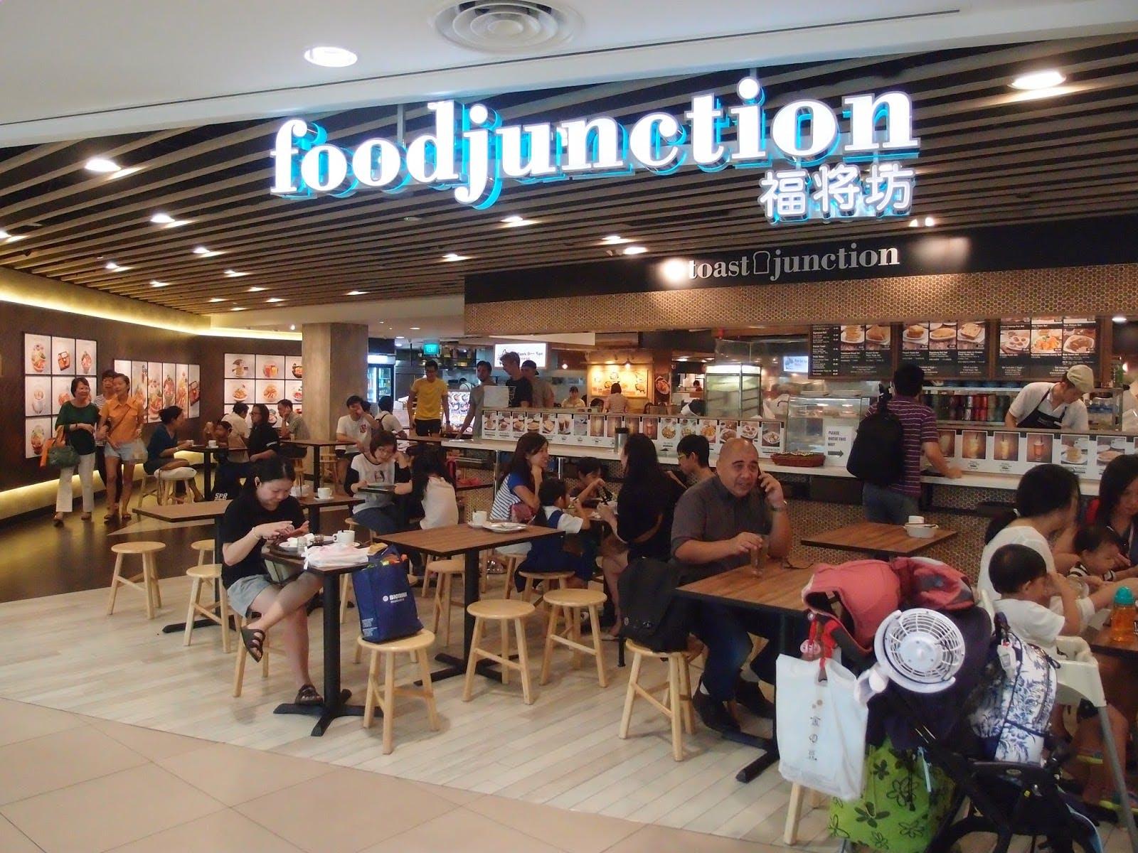 Food Junction @ Junction 8