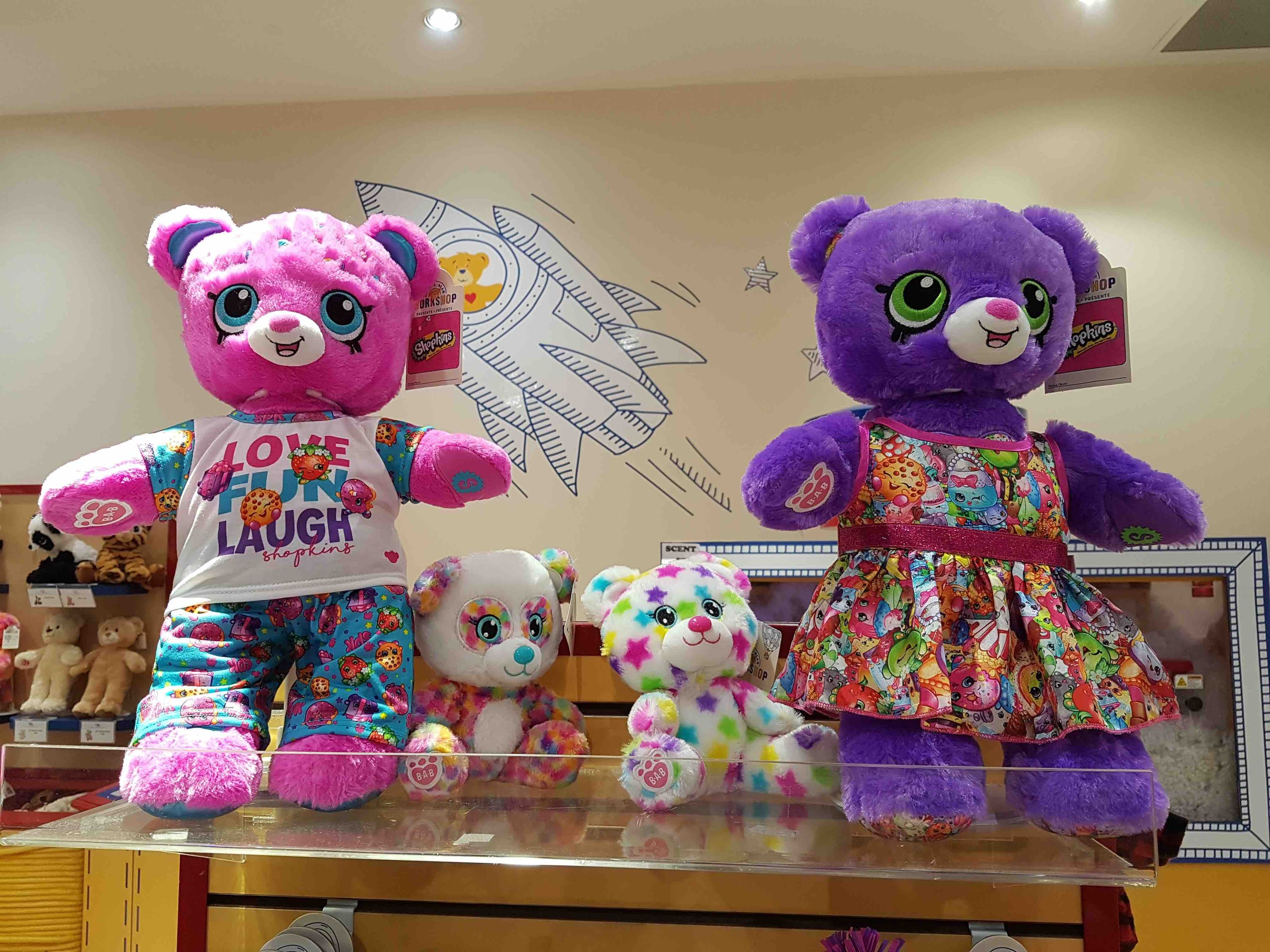 Build-A-Bear at United Square