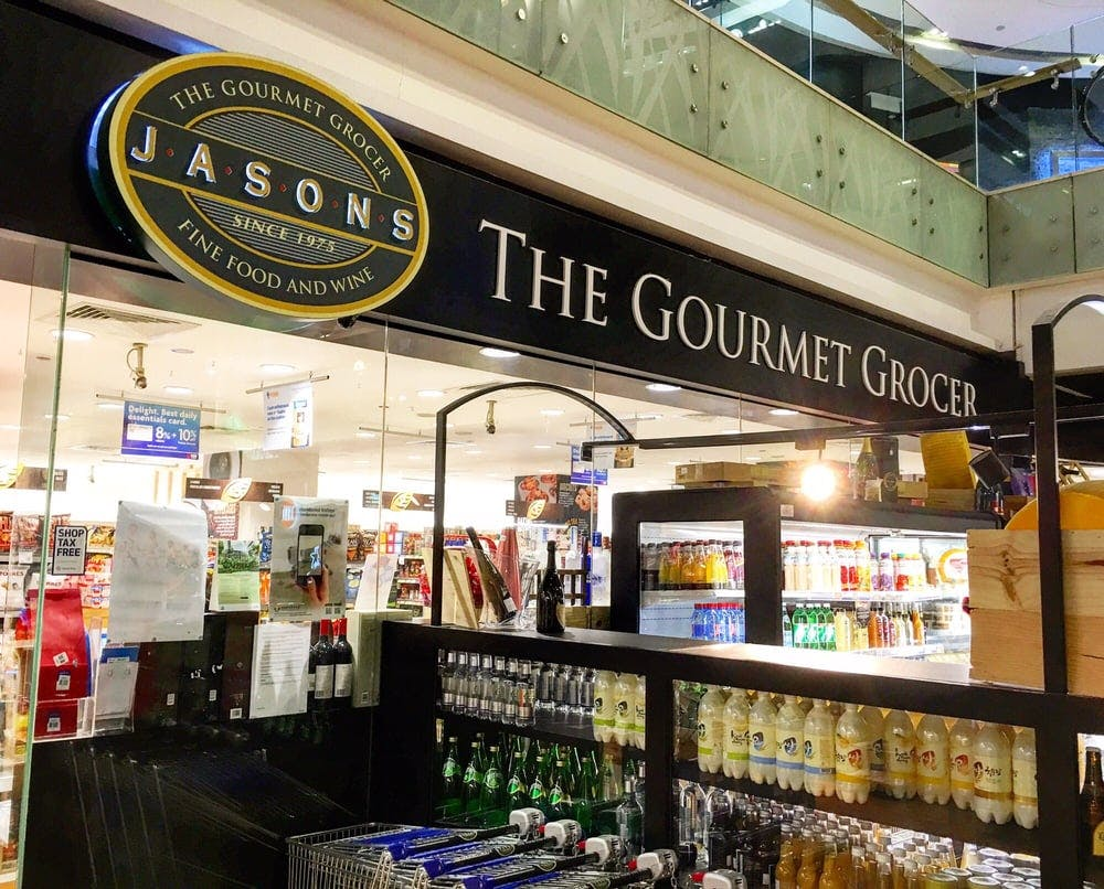 Jasons The Gourmet Grocer at Ion Orchard