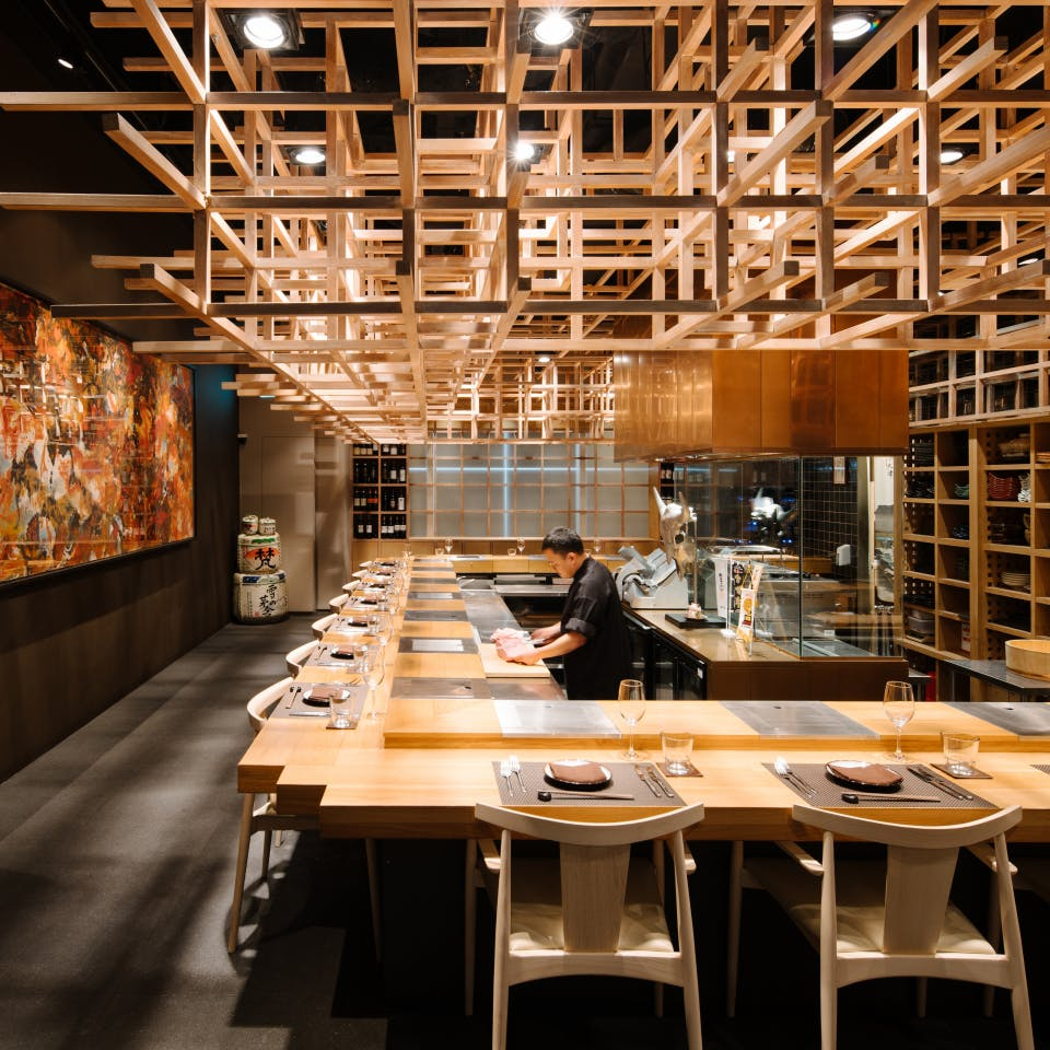 Walk to enjoy the finest luxurious offerings from nearby popular Japanese steakhouse, Fat Cow, just 3 minutes away. The omakase service is perfect should you decide to dine there for a near daily basis.