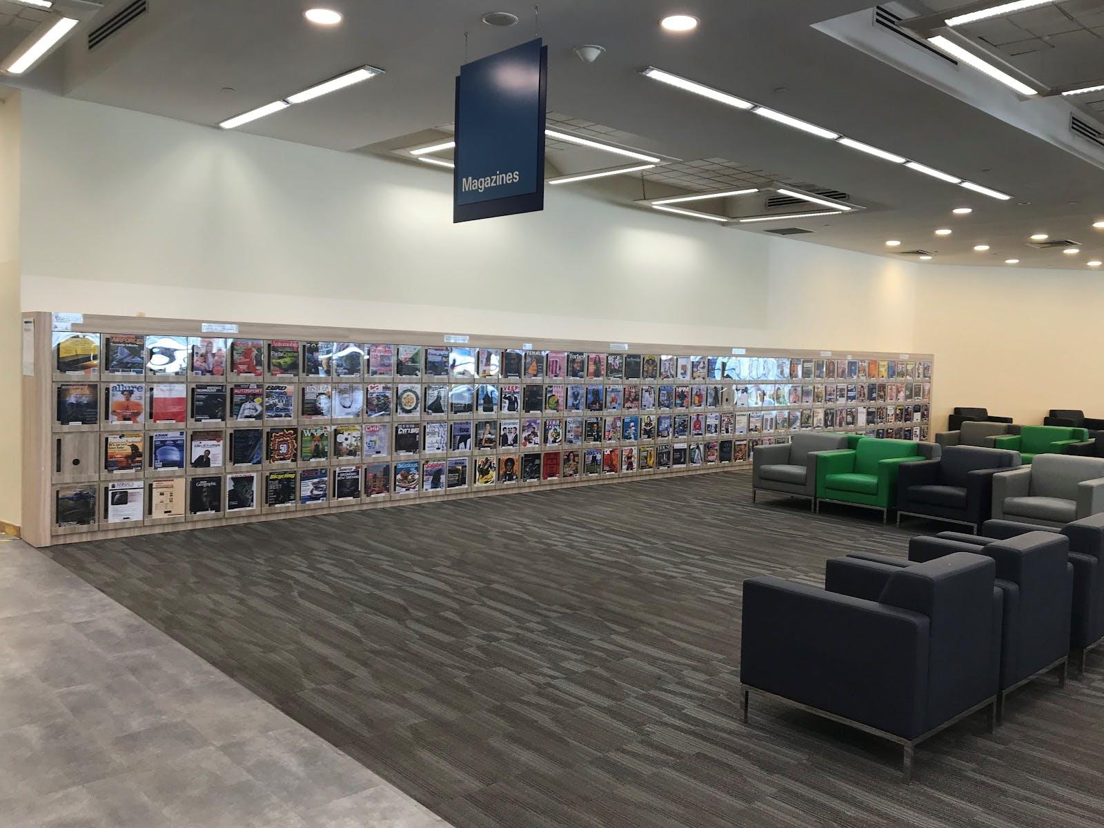 Woodlands Regional Library