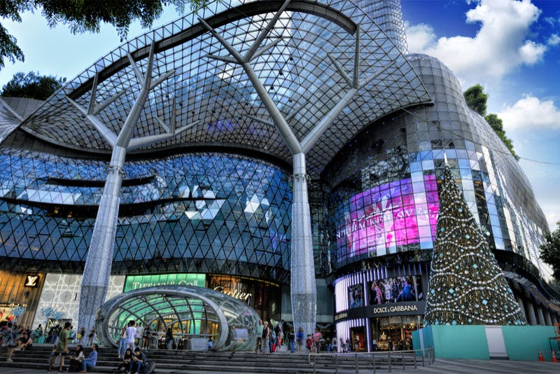 Ion Orchard, one of the many places near Perfect Ten to shop from