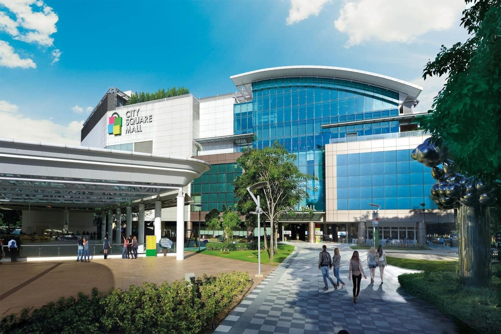 A 10-minute walk from Lavender Residence sits City Square Mall, a popular go-to mall at Farrer Park MRT Station.