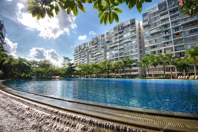 The Centris Condominium, a developement integrated with Jurong Point.