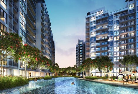 Come home to One Bernam where luxury meets convenience, where a gorgeous swimming pool and many other recreational amenities await you.