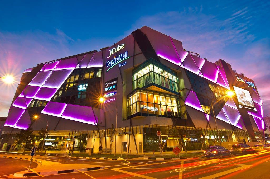 JCube Shopping Mall