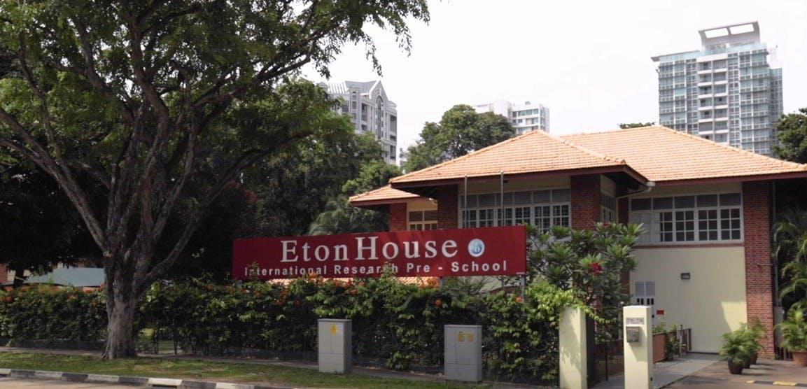 EtonHouse International Pre-School at Mountbatten 718