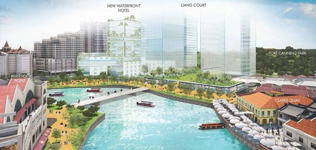 Built atop the site of former Liang Court, Canninghill Square is a new and exciting integrated development by CDL, CapitalLand and Ascott Reit.