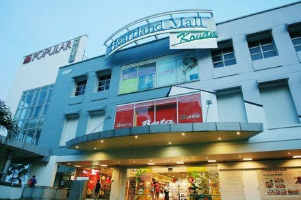 Heartland Mall just a stone's throw away from Bliss @ Hillside Drive