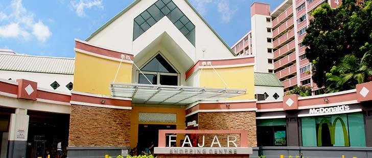 Fajar Shopping Centre near Phoenix Residences