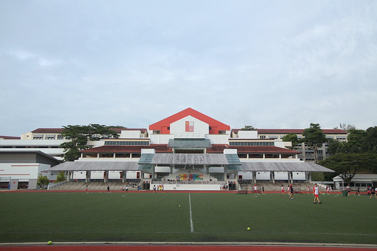 National Junior College one of Singapore's top schools.