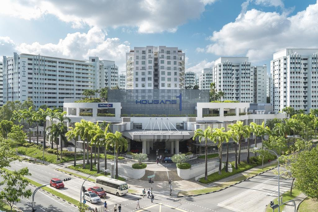 Hougang One Shopping Mall