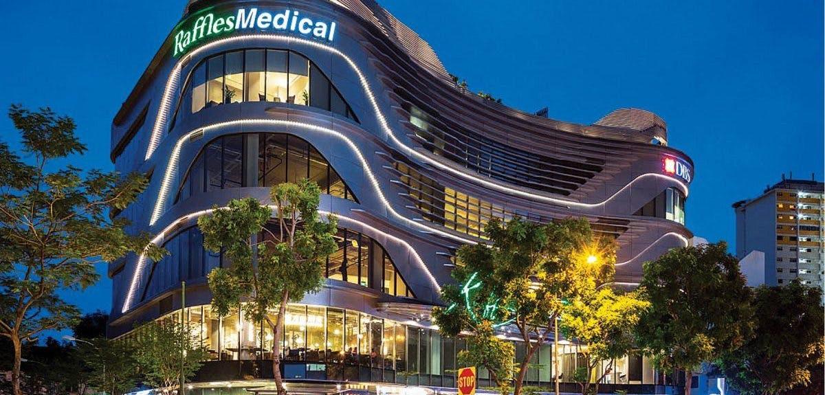 Raffles Medical Centre at Raffles Holland V