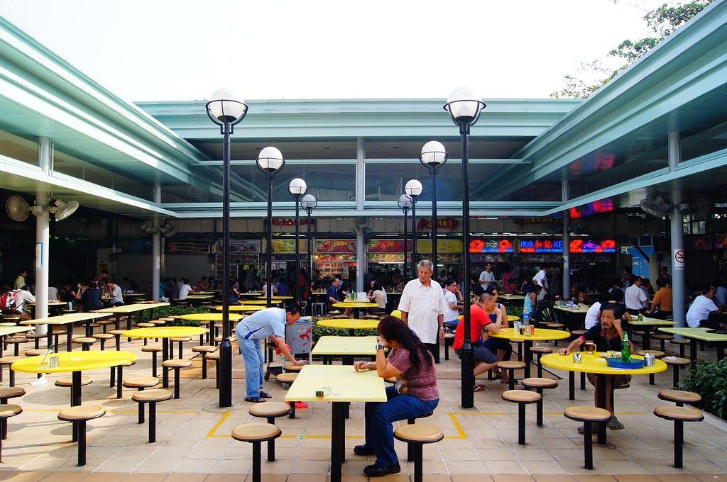 Pasir Panjang Food Centre
