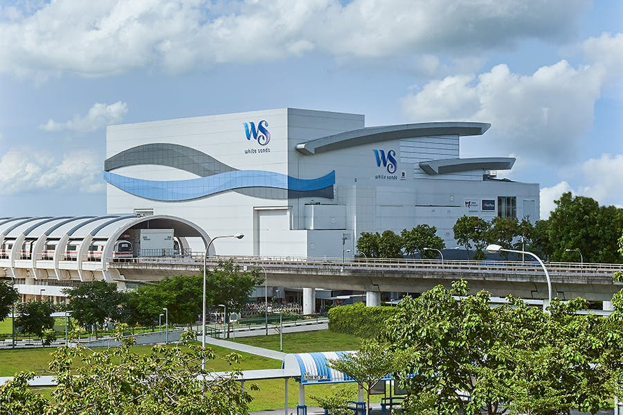 White Sands Shopping Mall