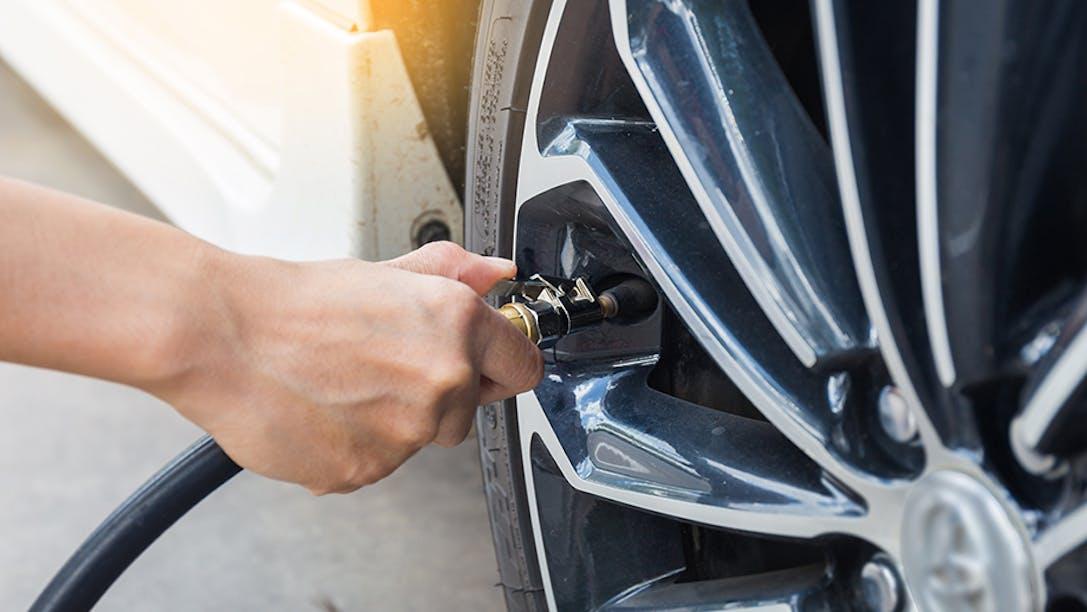 Tyre warranty