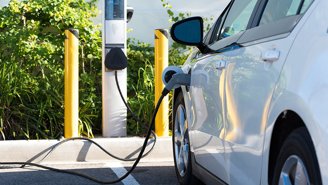Electric vehicle roadside assistance