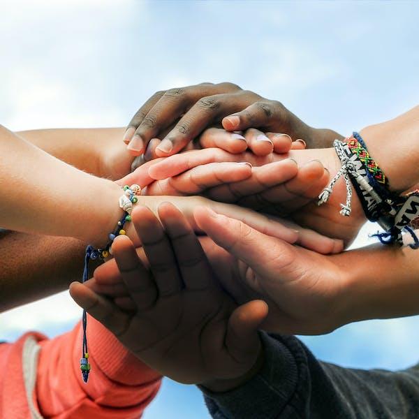 united children's hands
