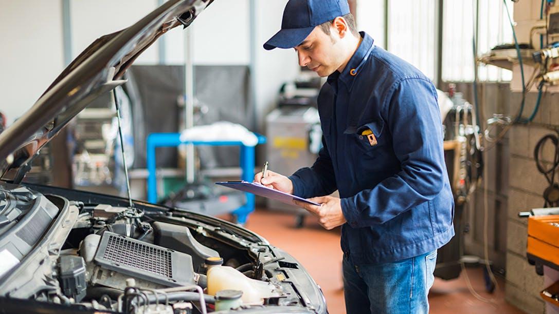 Extended Warranty Mechanical Breakdown