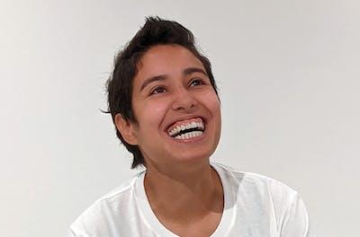 Meera Machado, PhD, Data Person - Physicist