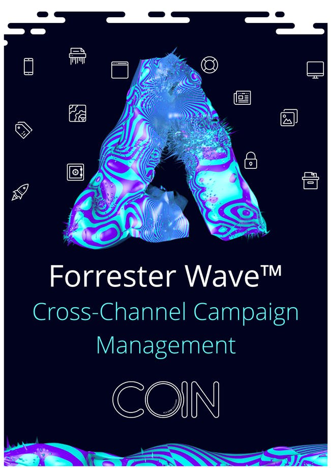 The Forrester Wave™ voor Cross-Channel Campaign Management