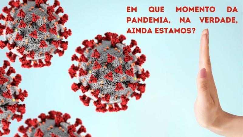 O Brasil é o 2º país com mais óbitos, o 3º com mais infectados e o 4º que mais aplicou doses de imunizantes