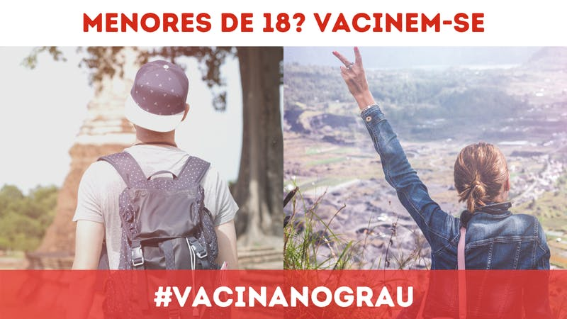 É extremamente importante incentivar os jovens a se vacinarem