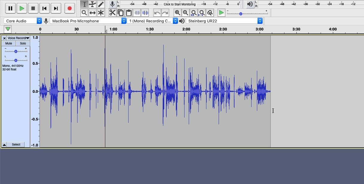 How to make a robot voice changer filter in Audacity