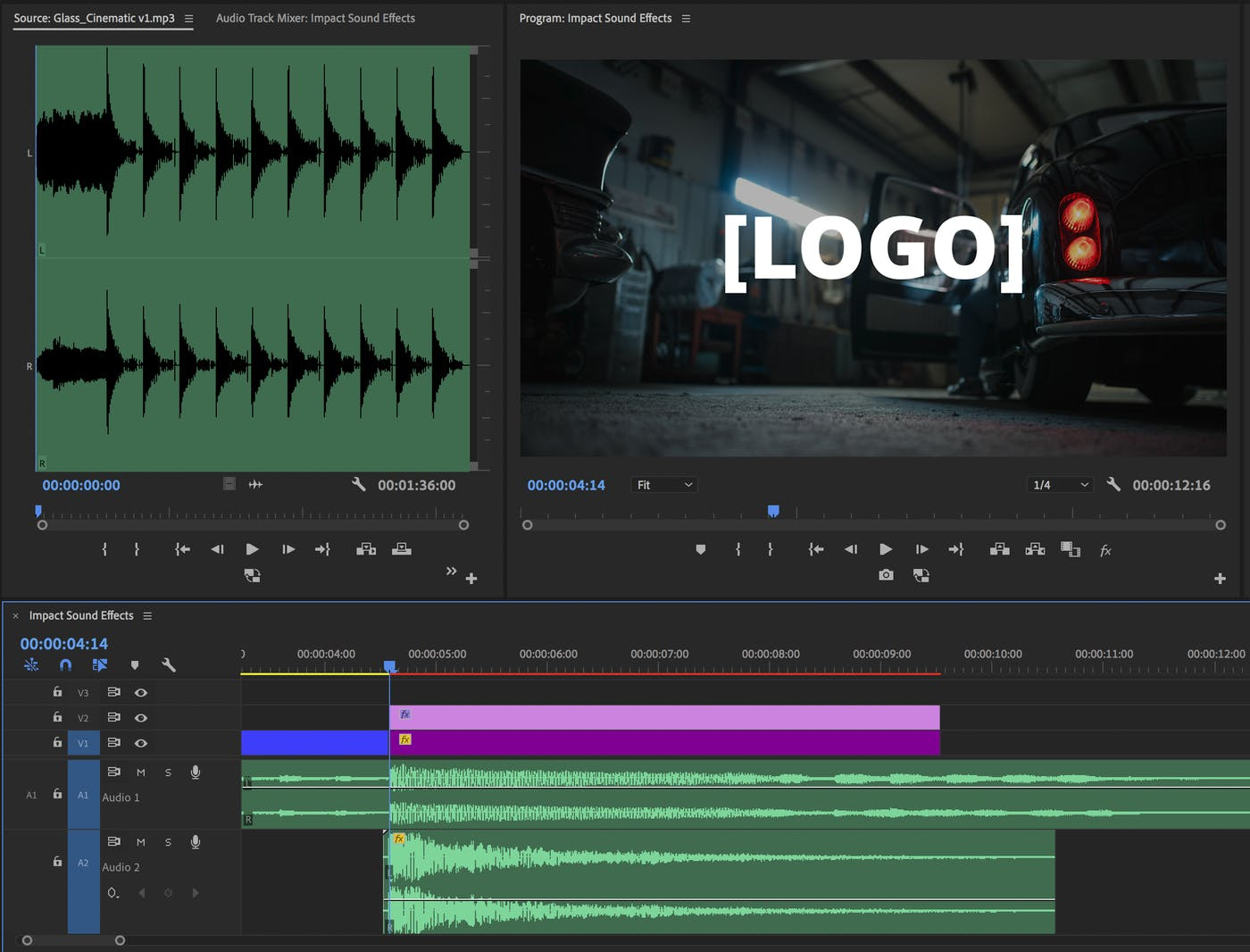 How to Add Sound Effects to a Video for YouTube