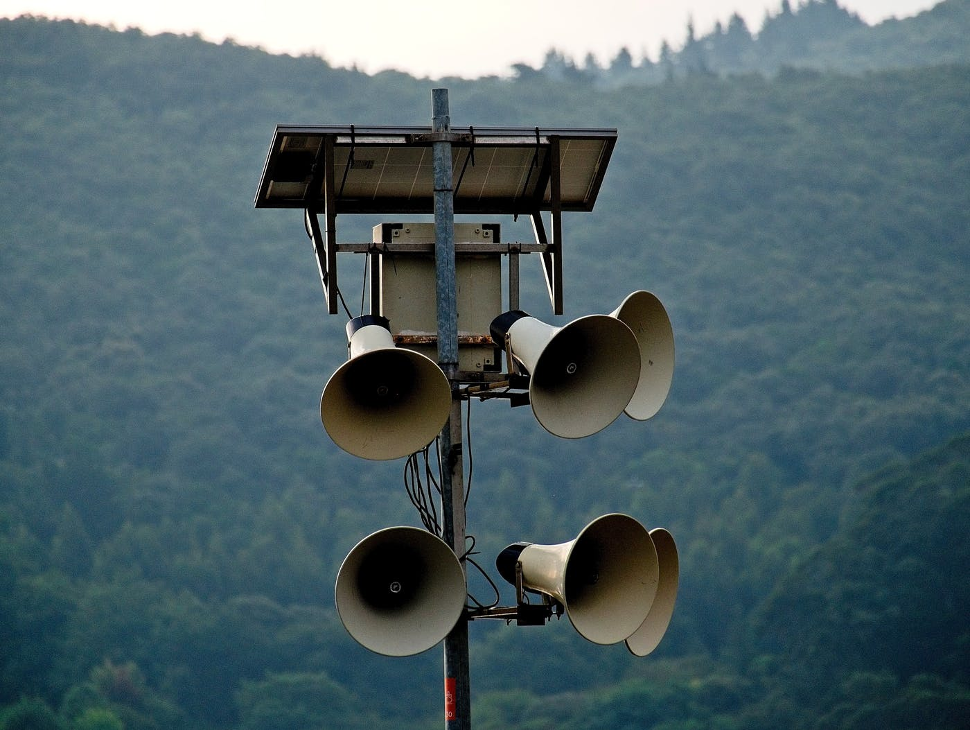 The Human Voice and the Frequency Range