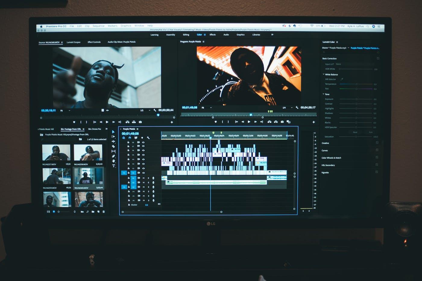 Can a MacBook Air Run Adobe Premiere Pro?