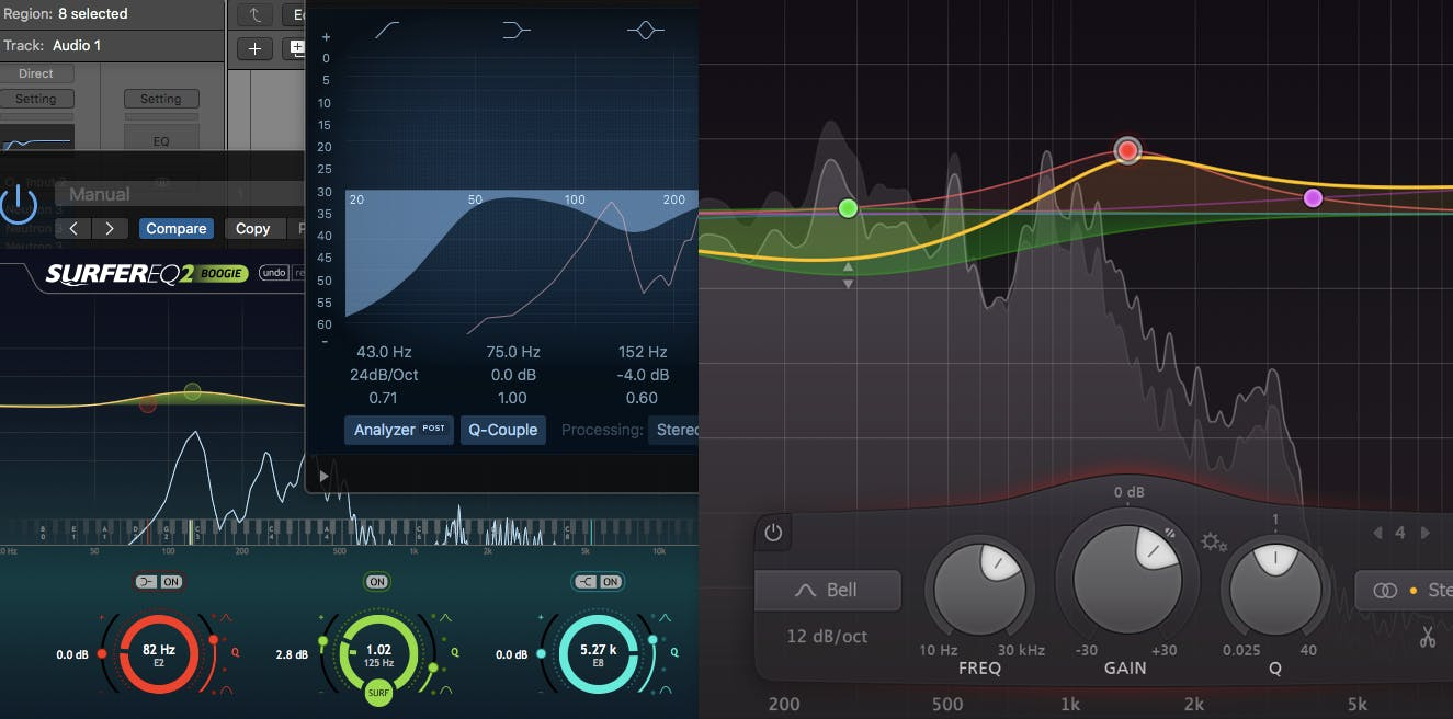 The 5 Best EQ Plugins for Video Editors