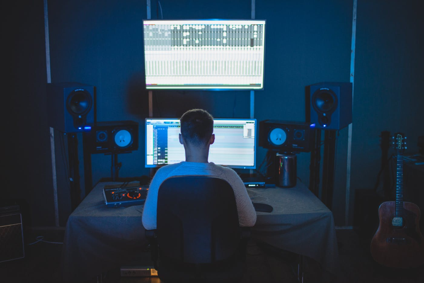 Levelling and Normalizing Audio for Better-Balanced Soundtracks