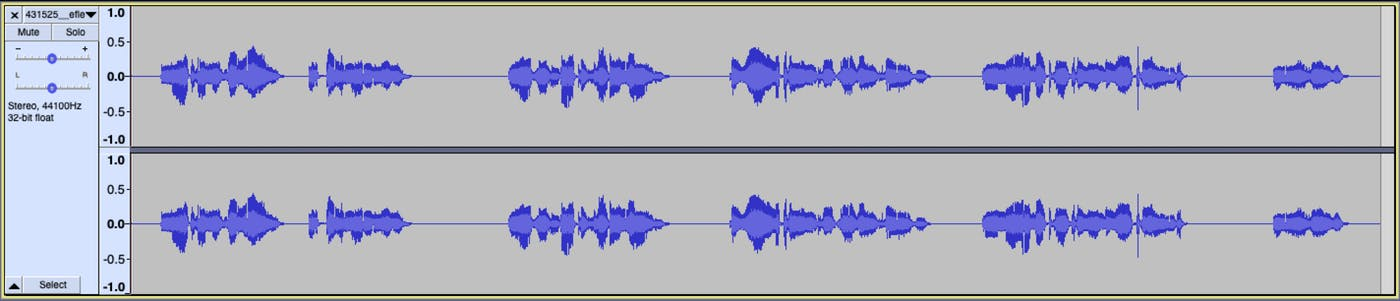 How to make movie trailer voice changer filter in Audacity