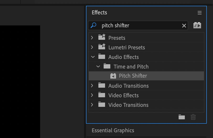 Make an Anime Voice Changer in Adobe Premiere