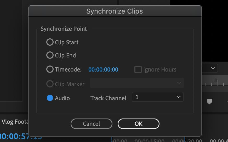 How to Sync Audio and Video