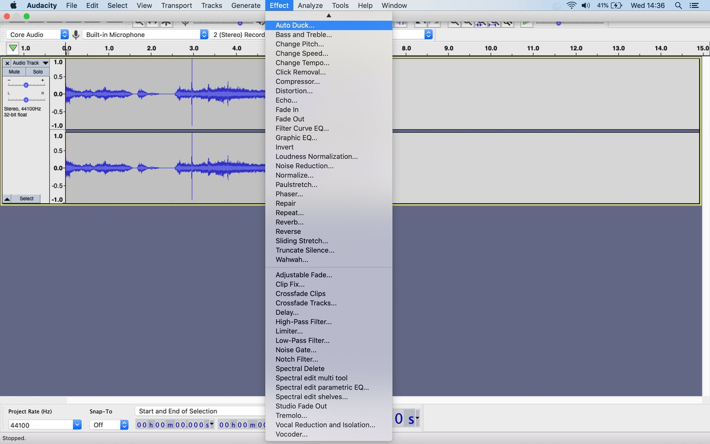 How to Improve Audio Quality in Audacity