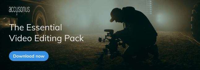 Download the Essential Video Editing Pack