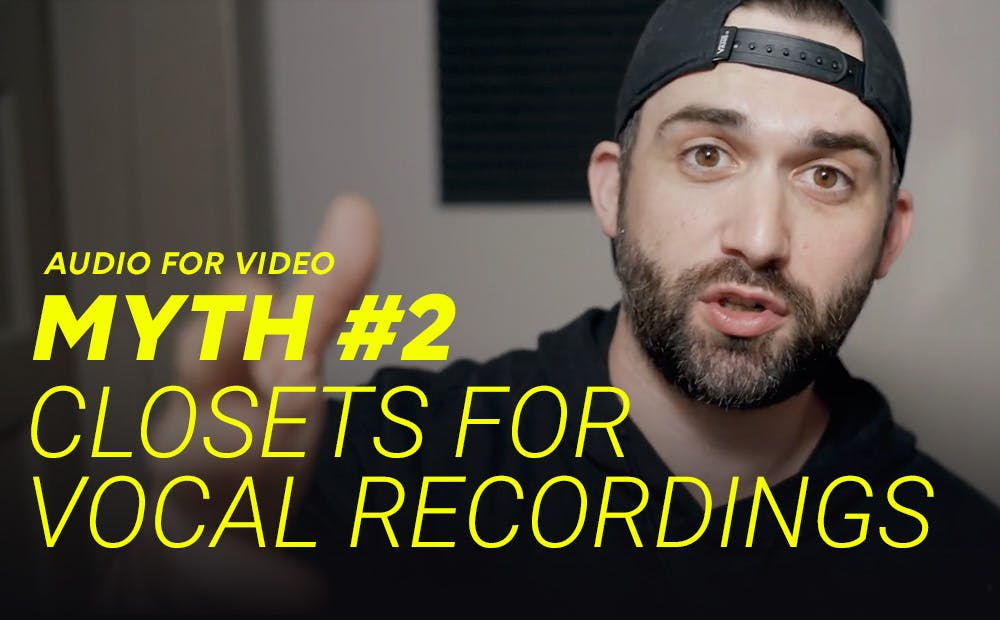 5 common Myths about Audio for Video