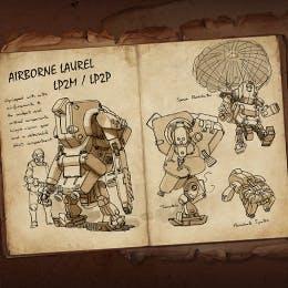Airborne Laurel LP2m / LP2P