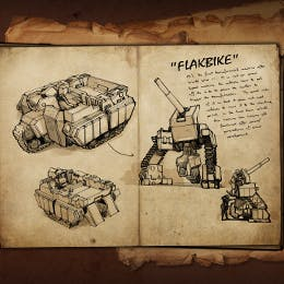 Flakbike FB7