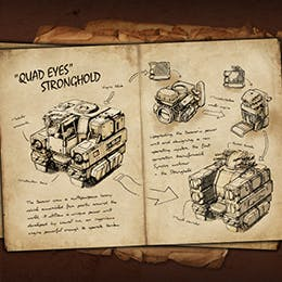 """Quad Eyes"" Stronghold"
