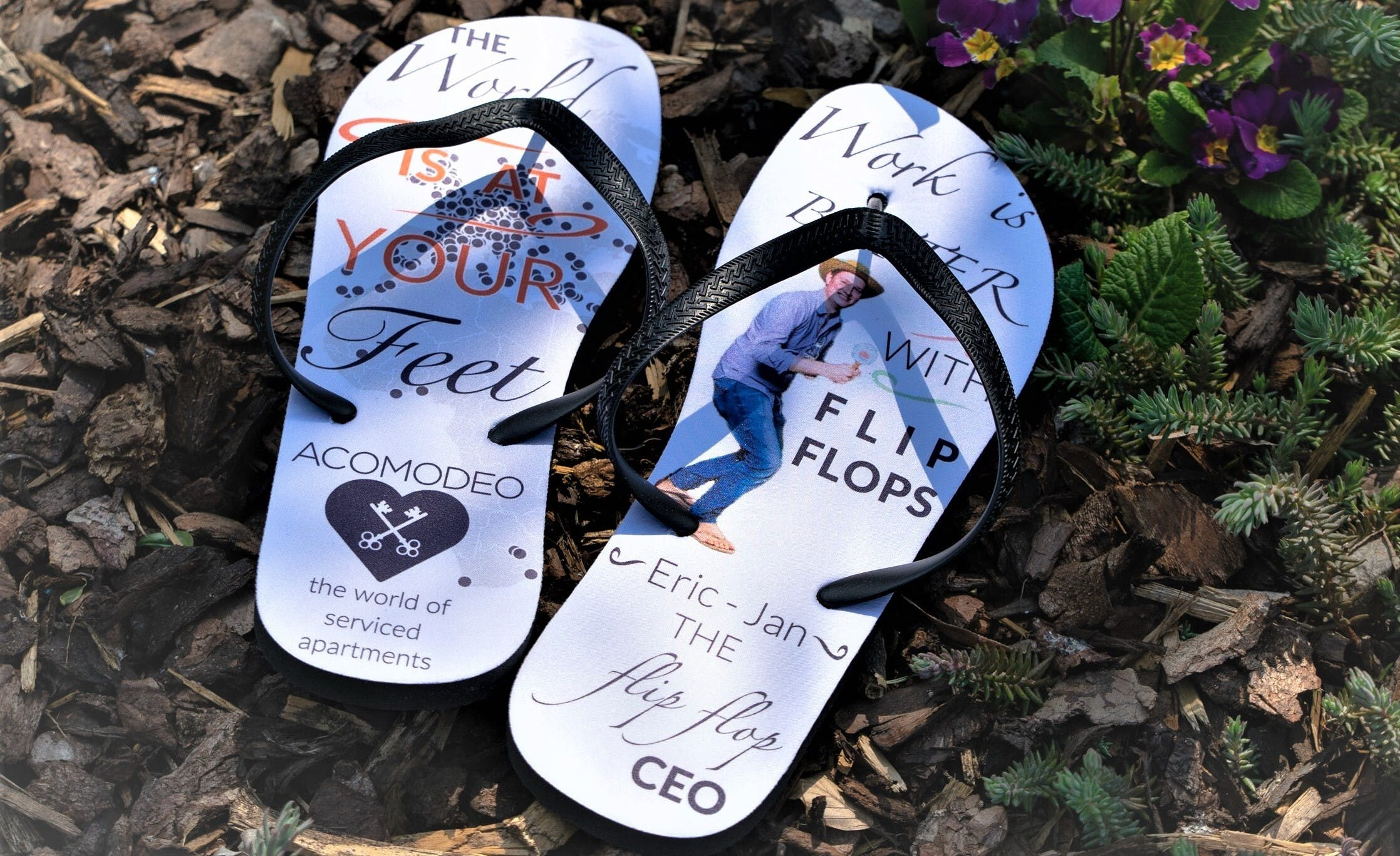 Eric-Jan Krausch | The Flip-Flop-CEO