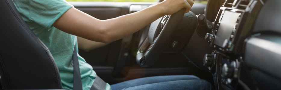Conduire pendant une suspension de permis