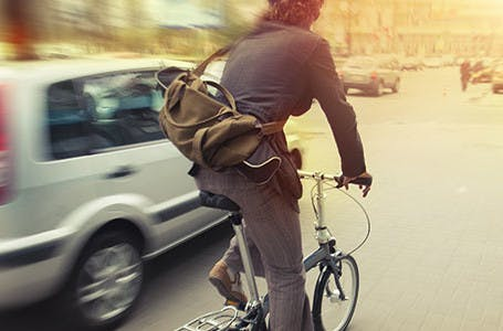 Code de la route pour les cyclistes