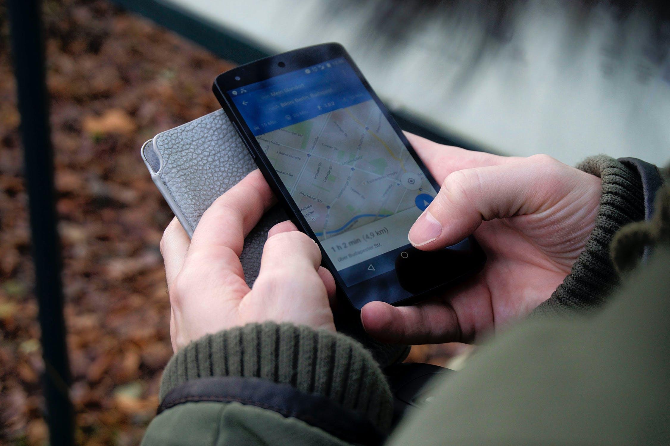 Mobile app - sport