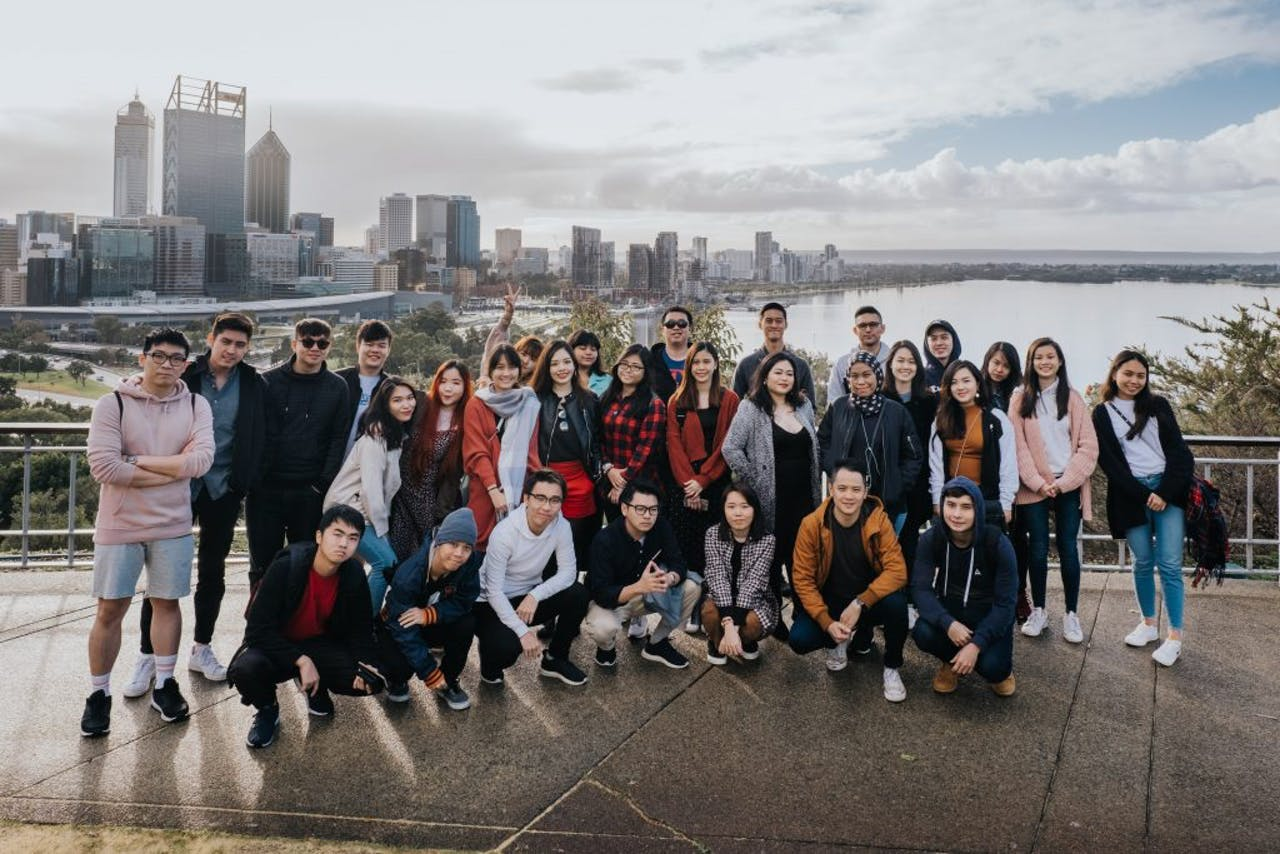 Company Trip to Perth 2019