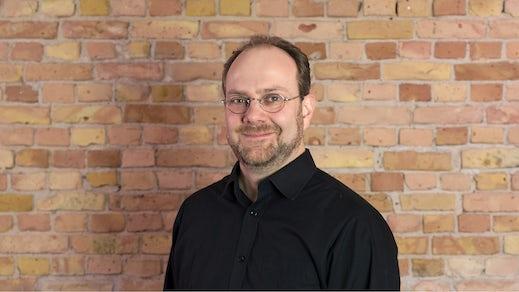 Ada's Director of Research, Henry Hoffmann