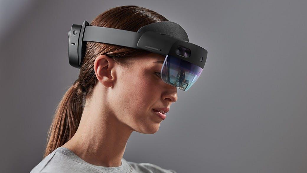 Microsoft - Hololens 2